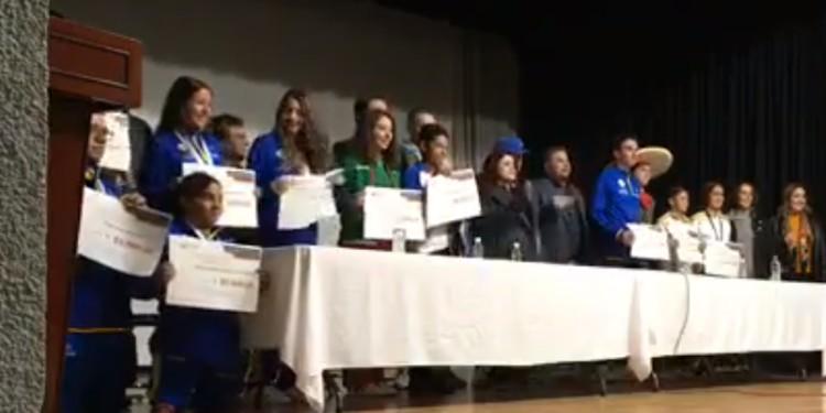 Gala Deportiva Medallistas 2019